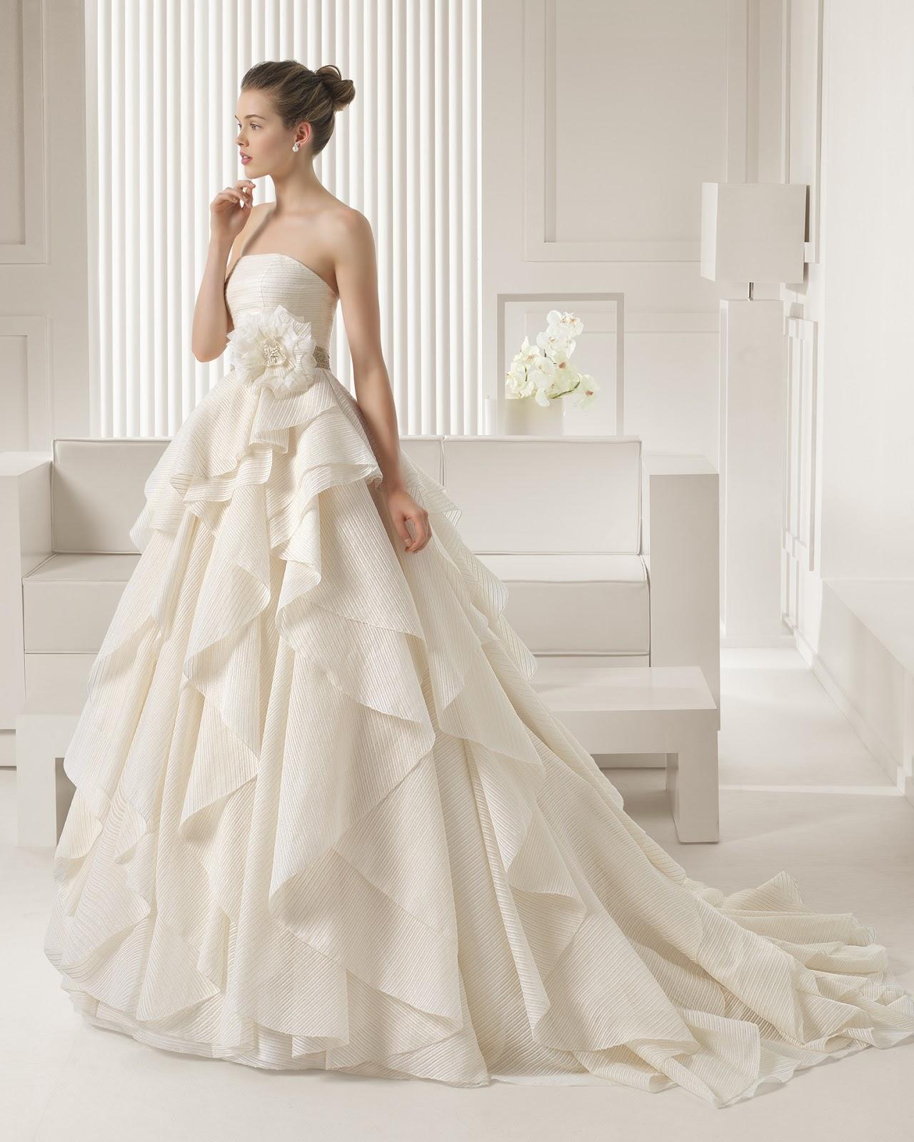 wedding dresses cold climates: Best Wedding Dresses 2015