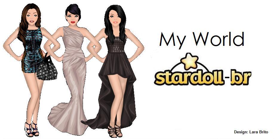 My World Stardoll-Br