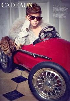 Детский модельный бизнес