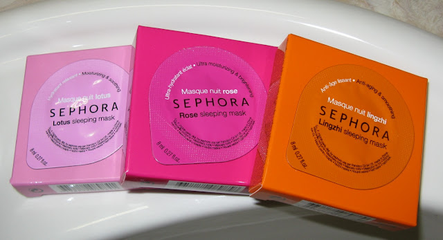 Sleeping Masks da Sephora