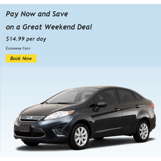 Hertz Return Rental Car Weekend