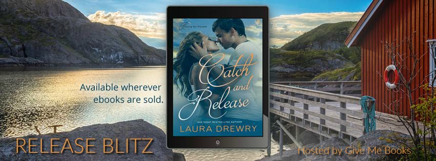 Catch and Release  Release Blitz Giveaway