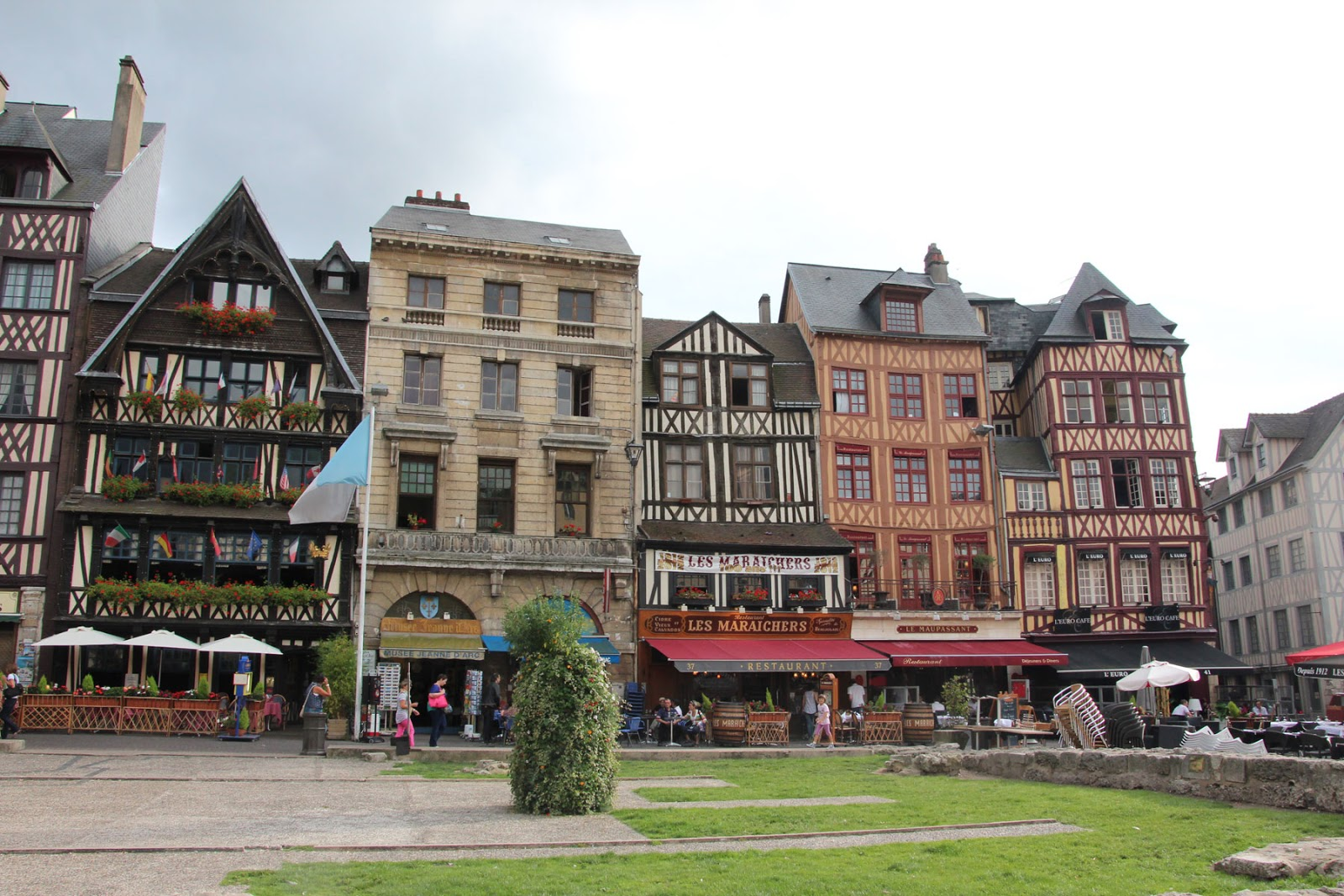 Teen Treks European Phantom In Rouen France