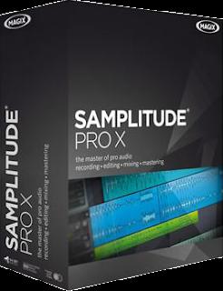 MAGIX Samplitude Pro X v12.0