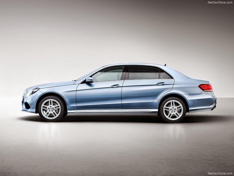 2014 Mercedes-Benz E-Class L