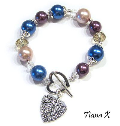Tiana X - Rannekoru, inspiraatio