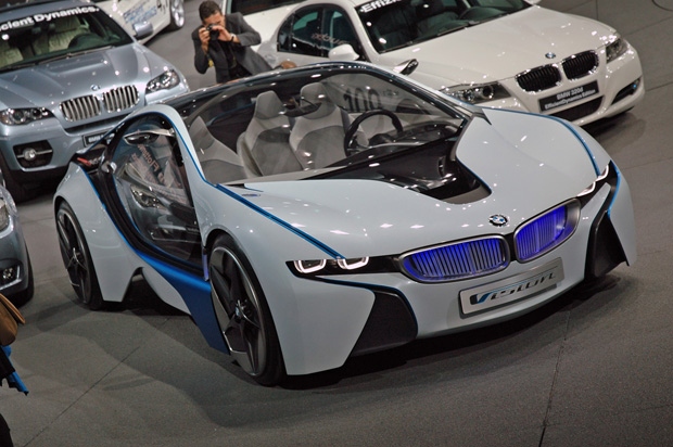 all types of autos  bmw car of the future
