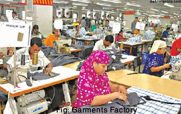 Garments Factory