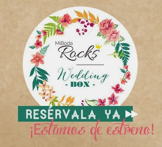 Wedding Box para Novias