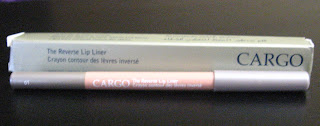 Cargo Cosmetics Reverse Lip Liner in Light/Medium