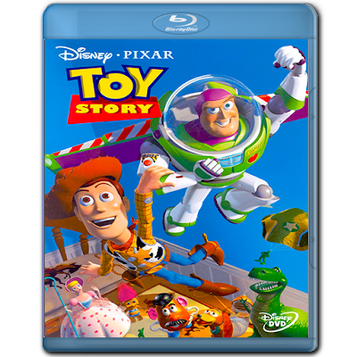 Toy Story [Bluray 1080p] [Audio Latino 5.1] [1995]