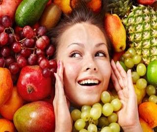 Trị nám và tàn nhang bằng trái cây
