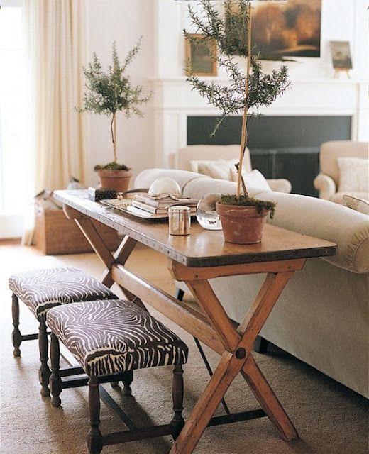 11 fotos con ideas de decoraci n para detr s del sof for Mueble para encima del inodoro