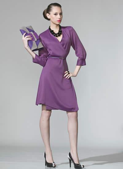 modelos de Vestidos para Inverno em imagens