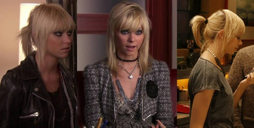 jenny humphrey transformation