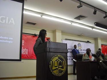 Pós-graduação em Angola