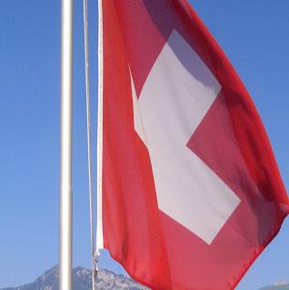 Lisa More uma vida na Suíça.