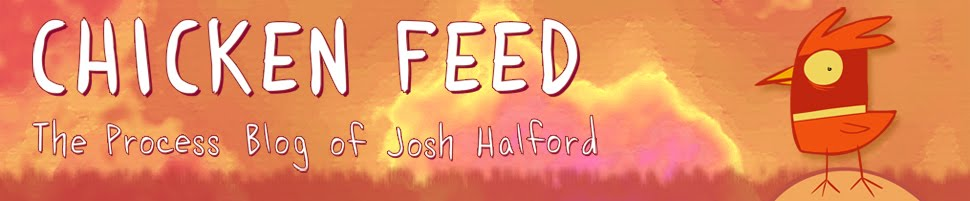 The Process Blog of Josh Halford
