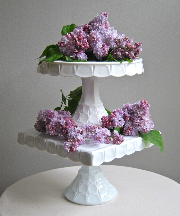 Jeni Sandberg - 20th-century design: Vintage Wedding Cake Stands ...