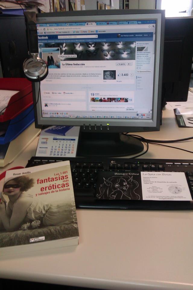 AUDIO radio   Fantas�as er�ticas en Onda Vasca 4-9-12   Roser Amills