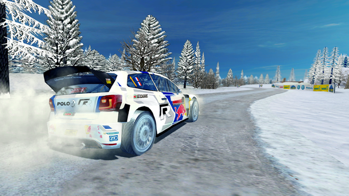 WRC The Official Game Gameplay IOS / Android