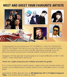 big bang f1 meet and greet