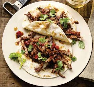 Braised Lamb Tacos