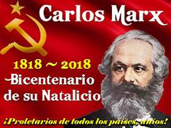 Celebremos el Bicentenario de Carlos Marx