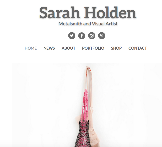 http://www.sarahholdenmetalsmithing.com/