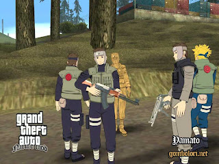 GTA Shinobi World PC