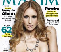 Gatas QB - Andreia Teles Maxim Portugal Maio 2013