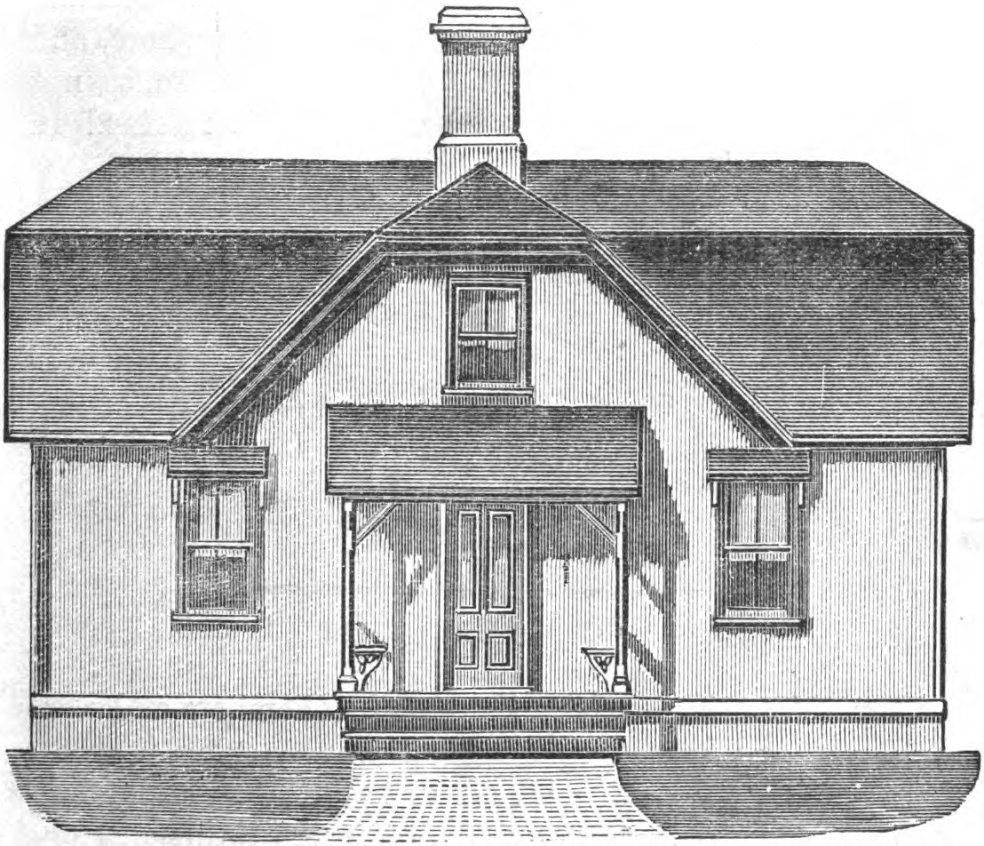 19th century historical tidbits 1884 house plans part 2 for 19th century farmhouse plans