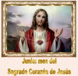 Junio: Mes del Sagrado Corazn de Jess