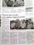 PAPISMA Kelantan di Media Cetak
