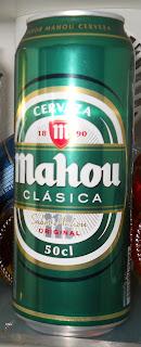 cerveza mahou clasica