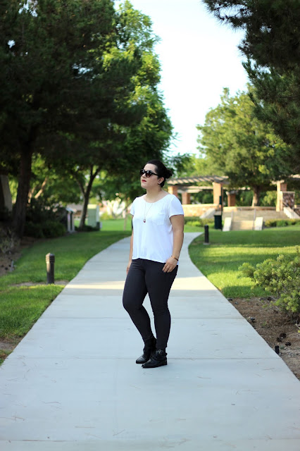 Outfit of the Day | The White T-Shirt