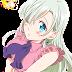Nanatsu no Taizai - Elizabeth Liones Render 9