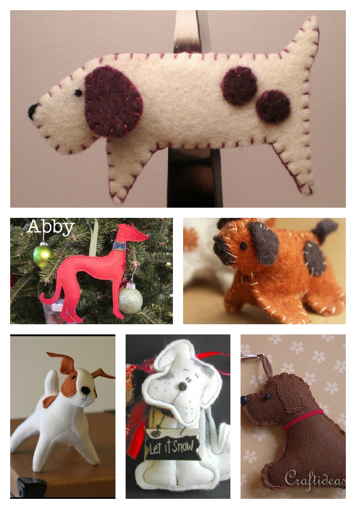 Christmas Tree Decorations For Dogs : Bark out loud make it a canine christmas diy dog ornaments