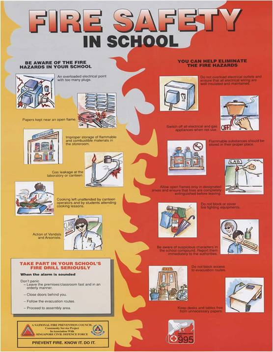 Health and safety teaching children about fire safety lesson plan 1 ibookread Read Online