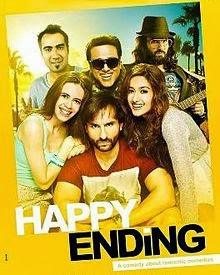Happy Ending (2014) Hindi Mp3 Songs Download