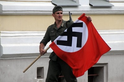 Пропаганда фашизма на Украине впитывается с молоком матери