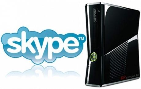 Skype Present on Xbox Newest