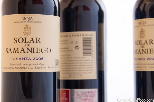 Solar de Samaniego - Duron - Tinto Crianza