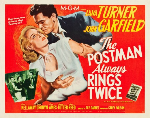 """The Postman Always Rings Twice"" (1946)"