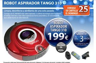 tango 310 precio