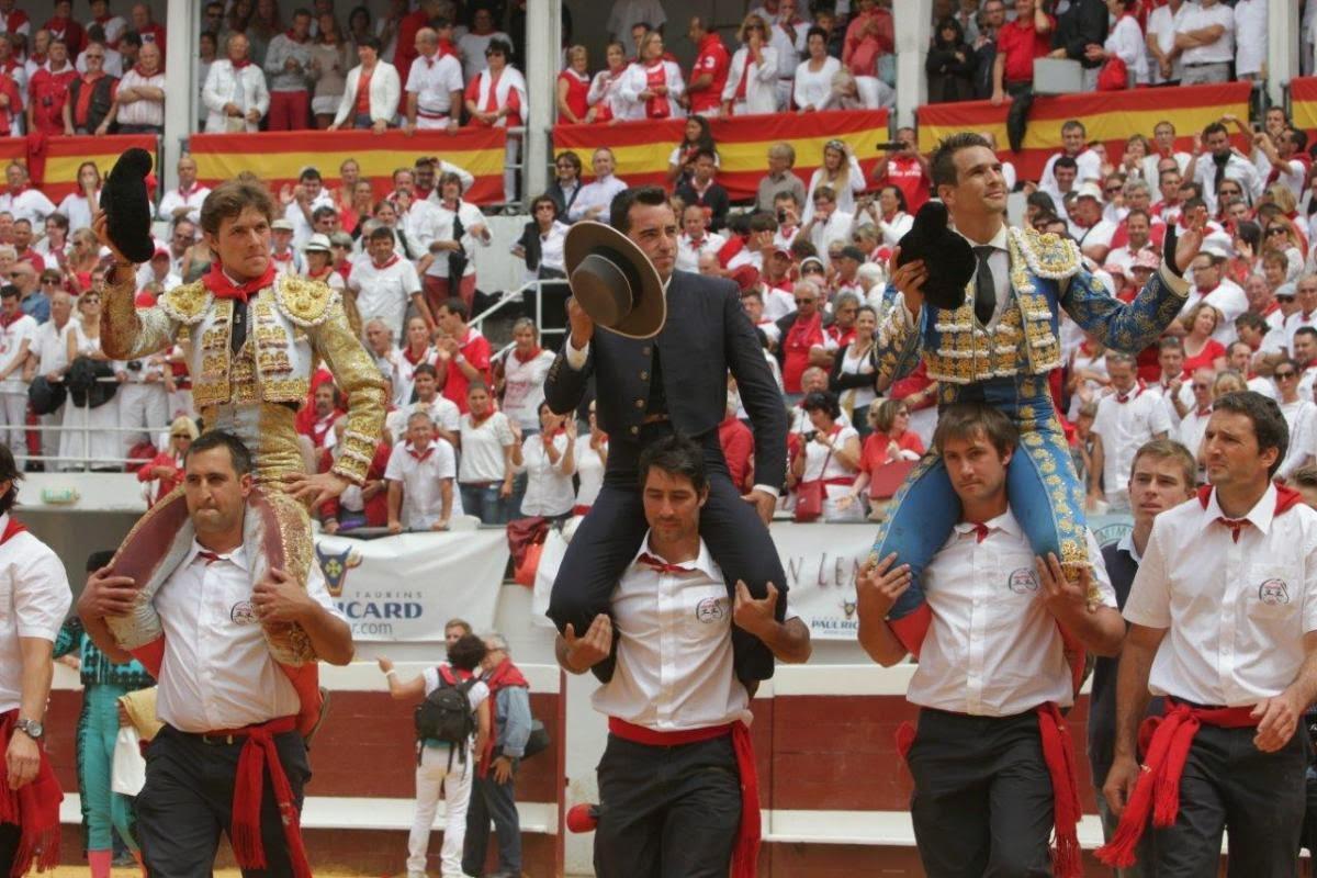"""J.M.Manzanares remporte le prix """"Peña Taurine de Dax"""" de la meilleure faena de la temporada 2014"""