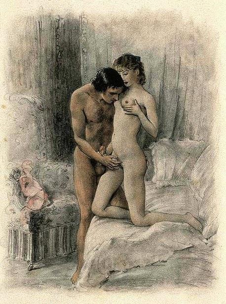 Эротика И Порно В Рисунках У Мастеров Возрождения