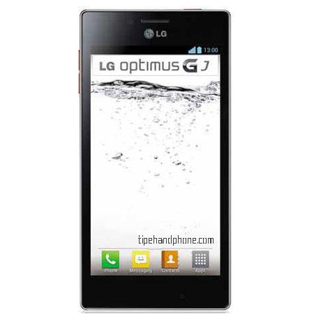 Spesifikasi LG Optimus GJ E975W