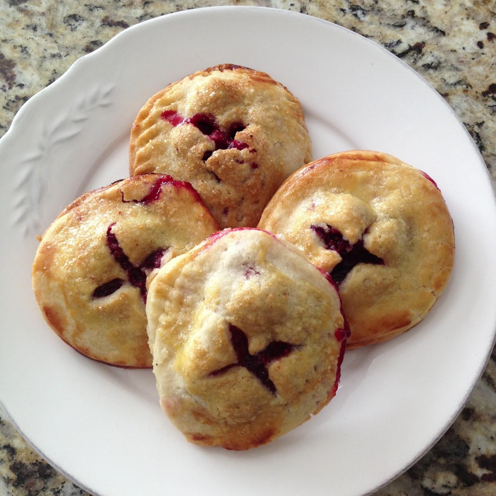 Cranberry Hand Pies | D.M.R. Fine Foods