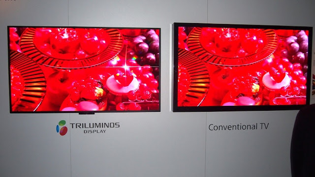 Sony Tri­luminos TV